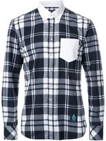 GUILD PRIME 'Bang' plaid shirt