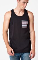 On The Byas Valley Striped Pocket Tank Top