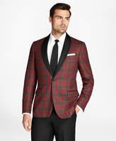 Brooks Brothers Regent Fit Tartan Tuxedo Jacket