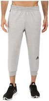 adidas Slim 3-Stripes 3/4 Sweatpants