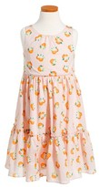 Kate Spade Toddler Girl's Orangerie Midi Dress