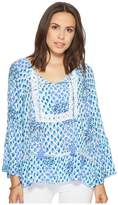 Lilly Pulitzer Amisa Top Women's Clothing