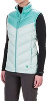 Mountain Hardwear Ratio Down Vest - 650 Fill Power (For Women)
