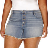 A.N.A a.n.a Denim Shorts Plus