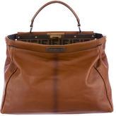 Fendi Large Peekaboo Bag