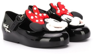 Mini Melissa Minnie Mouse ballerina shoes