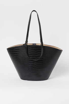 H&M Shopper with Clutch Bag
