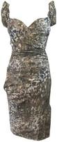 Vivienne Westwood Multicolour Silk Dresses