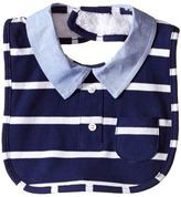 Mud Pie Button Down Bib