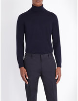 Paul Smith Turtleneck Wool Jumper