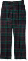 Ralph Lauren Tartan Wool Twill Pant