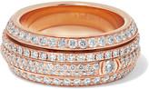 Piaget Possession 18-karat Rose Gold Diamond Ring - 7