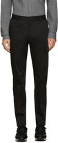 DSQUARED2 Black Admiral Cargo Pants