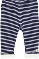 Jean Bourget Striped leggings