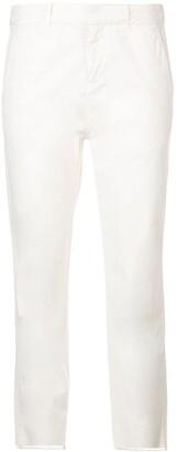 Nili Lotan Montauk cropped trousers