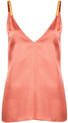 Forte Forte camisole flared top