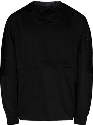 Stone Island Shadow Project Lightweight Pull-On Hoodie