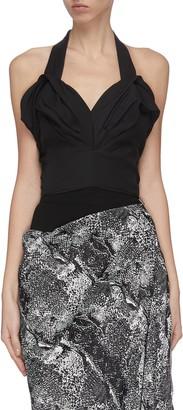 Maticevski 'Chrysalis' sleeveless bodice top