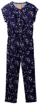 Joe Fresh Allover Print Jumpsuit (Little Girls & Big Girls)