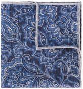 Eleventy paisley handkerchief