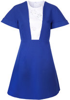 DELPOZO contrast dress