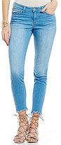 William Rast Stretch Skinny Ankle Crop Jeans
