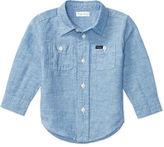 Ralph Lauren Linen-Cotton Workshirt