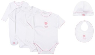 Harrods Teddy Bodysuit Set
