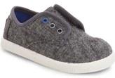 Toms 'Paseo' Sneaker (Baby, Walker & Toddler)
