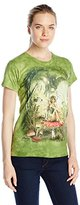 The Mountain Junior's Toadstool Fairy Graphic T-Shirt