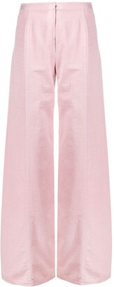Emanuel Ungaro Pre Owned 1970s Palazzo Pants