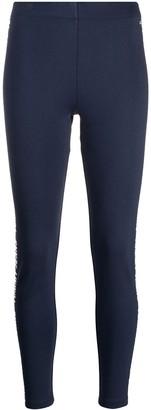 Tommy Jeans Side Stripe-Detail Leggings