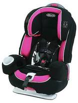Graco Nautilus 80 Elite 3-in-1 Harness Booster - Azalea