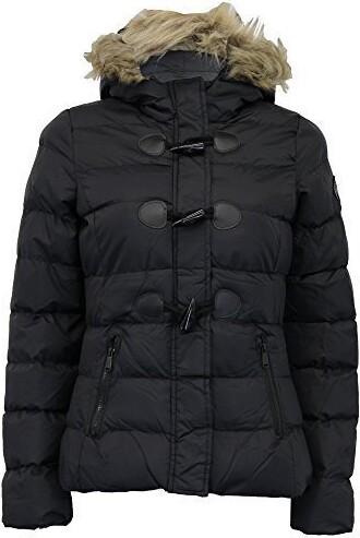Thumbnail for your product : Brave Soul Ladies Jacket WIZARDPKA Black UK 12