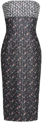 Victoria Beckham Knee Length Dress