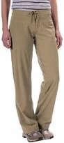 Mountain Hardwear Yumalina Pants - Microfleece Lining, UPF 50 (For Women)
