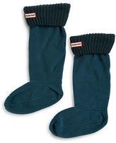 Hunter Half-Cardigan Boot Socks