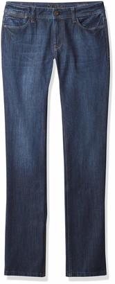 DL1961 Women's Grace High-Rise Straight Leg Jeans
