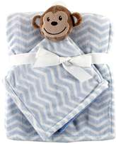 Hudson Baby Plush Security Blanket Set