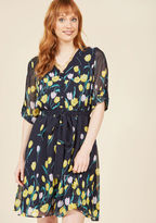 ModCloth Gracious Guest Shirt Dress in S - A-line Knee Length
