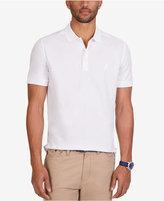 Nautica Men's Softex Jersey Cotton Solid Polo