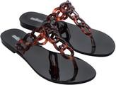 Melissa Big Chain Flip Flop