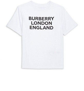 Burberry Little Kid's & Kid's Logo T-Shirt