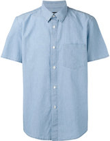 A.P.C. shortsleeve shirt - men - Cotton - S