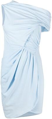 IRO Ermett draped dress