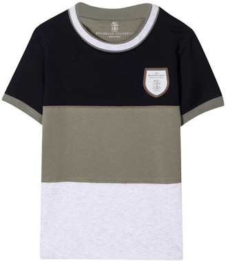 Brunello Cucinelli Multicolored T-shirt