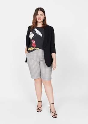 MANGO Mickey Mouse t-shirt
