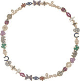 Sydney Evan 15 Year Multicolor Anniversary Necklace