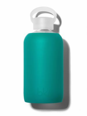 BKR Sheer Ultramarine Glass Water Bottle/16.9 oz.