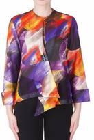 Joseph Ribkoff Multicolor Asymmetrical